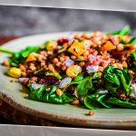resepi quinoa sayuran panggang