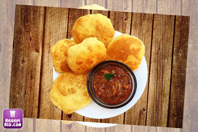 resepi roti puri mudah viral lembut  enak  malaysia Resepi Roti Hotdog Lembut Enak dan Mudah