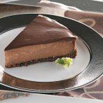 Resepi Chocolate Cheesecake