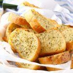Resepi Garlic Bread